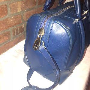 c4d5f3afcb Givenchy Bags - Authentic Givenchy Lucrezia Blue Medium Duffel Bag